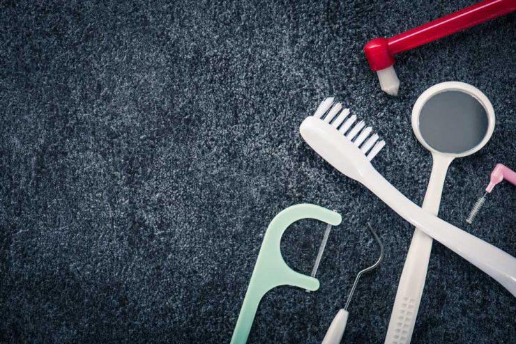 歯間部のお手入れ方法について